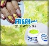 Гель-пластилин Fresh Prof Plastiline №9