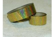 Фольга для дизайна ногтей 4cm*120 cm, в баночке. Цвет: золото светлое (песок)